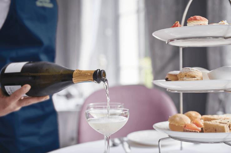 Laura Ashley to launch third tea room at Highbullen Hotel next week