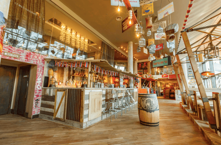 Thaikhun Street Bar opens at Liverpool ONE