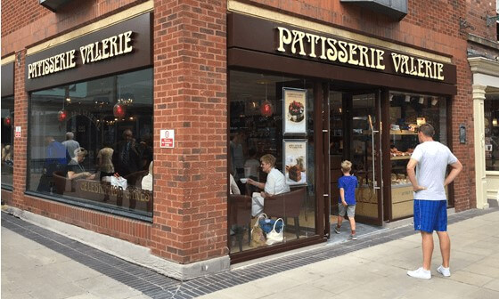 Patisserie Valerie boss steps down from TRG board as audit firm CEO walks