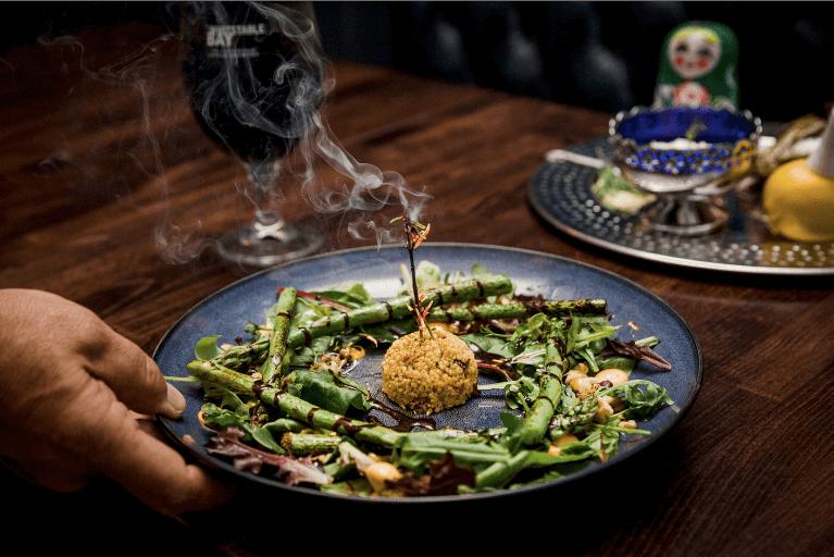 Innovative foodie Herne Bay pub scoops county crown
