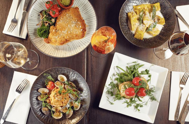 Ukai team launches Italian restaurant with twist on Portobello Road
