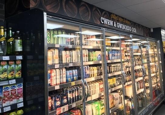 Revamped Welsh Nisa store sees sales rise