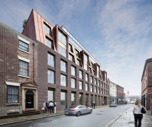 Epic reveals look of £20m Liverpool hotel ahead of December launch