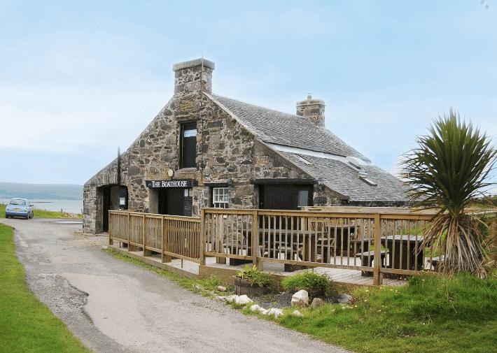 Well-established Scottish isle restaurant seeks new leaseholder