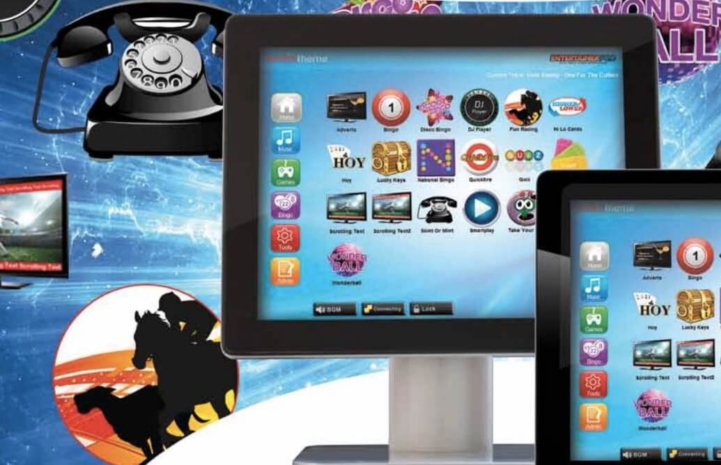 Rutland landlord sees sales boosted by touchscreen entertainment system
