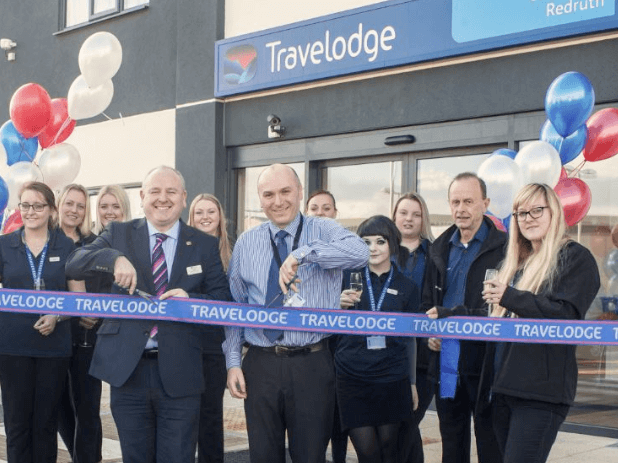 Travelodge opens latest Cornwall hotel with £50m plans for 8 more there