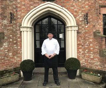 Chester hotel & spa welcomes new exec head chef