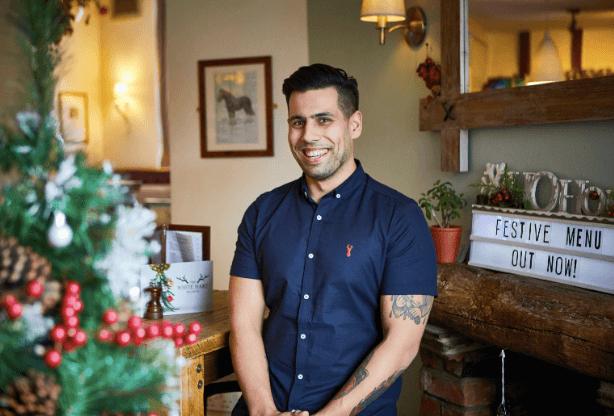 Bidfood rewards unsung heroes of hospitality who work at Xmas