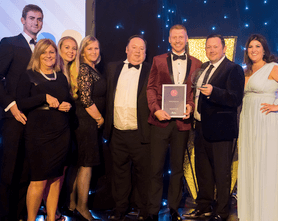 Knutsford hotel & spa scoops county crown