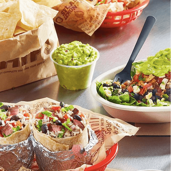 Chipotle opens seventh London restaurant