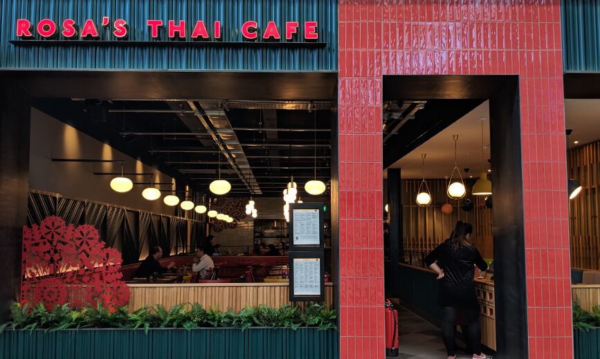 Rosa's Thai Cafe plans more sites beyond London