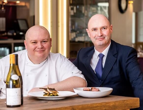 MasterChef Finalist launches new menus at Oxfordshire hotel