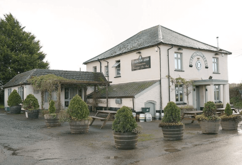 £375k Devonshire pub changes hands
