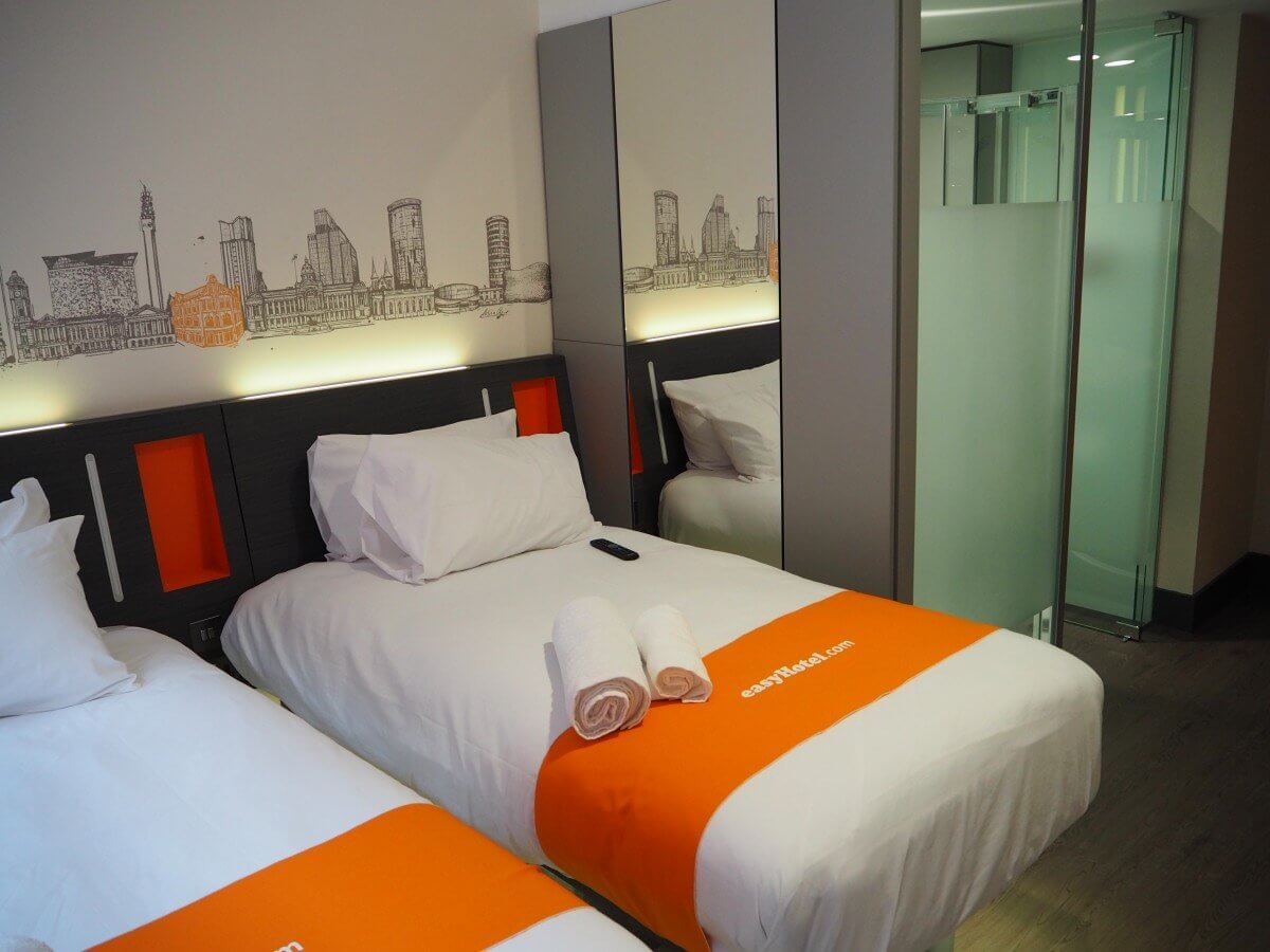 Easyhotel opens in Ipswich today