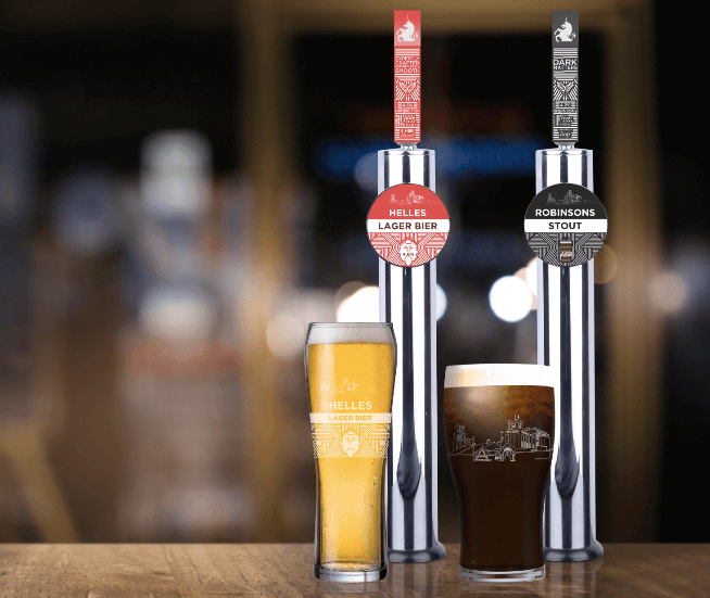 Robinsons to launch first craft keg lager this month
