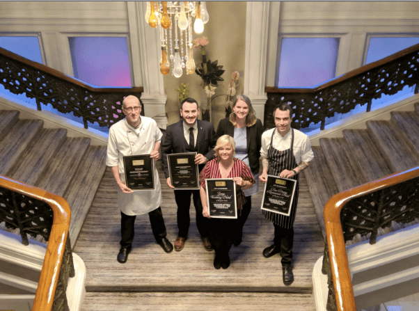 Waldorf Astoria Edinburgh scores high at Scottish Hotel Awards