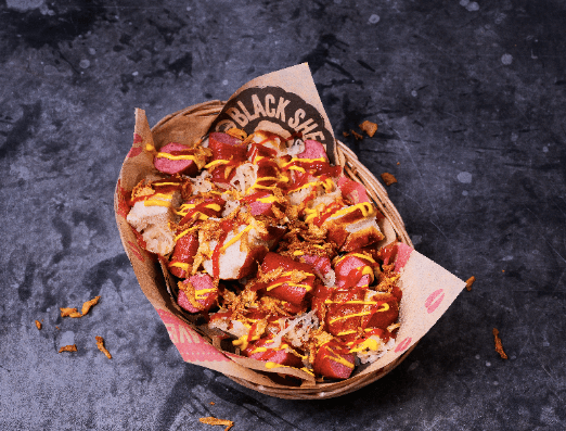 Black Sheep Coffee introduces London's first deconstructed hot dog