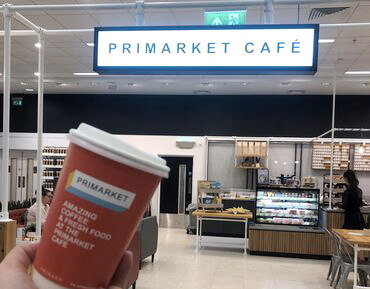 Gather & Gather expands Primark relationship with new Primarket Café